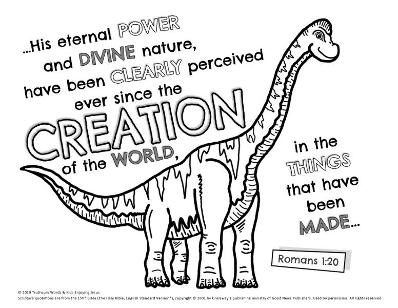 brachiosaurus coloring page kids enjoying jesus brachiosaurus coloring page kids